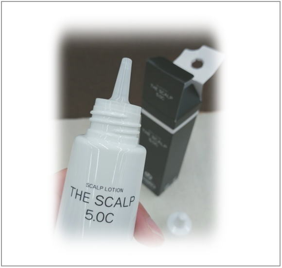 ザ・スカルプ5.0Cの実物3