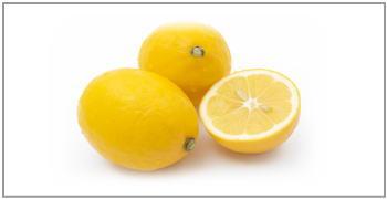 レモンはクエン酸が豊富